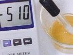 抗酸化力の高い食べ物 どくだみ茶の酸化還元電位