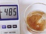 抗酸化力の高い食べ物 かつお節の酸化還元電位