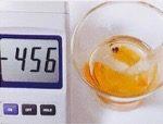 抗酸化力の高い食べ物 柿の酸化還元電位