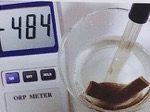 抗酸化力の高い食べ物 昆布の酸化還元電位