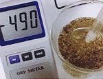抗酸化力の高い食べ物 ごぼう茶の酸化還元電位